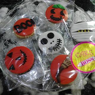 Halloween cookies - Cake by Cake Boss