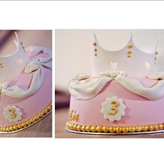 Princess cake - Cake by Amelis