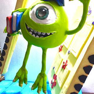 Mike - Cake by SU.! CUPCAKE