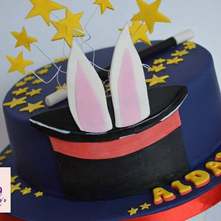 Magician's cake - Cake by Everything's Cake