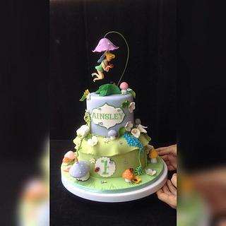 Tinkerbell - Fairy Themed Cake
