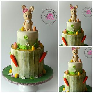 Easter Cake - Cake by Margarida Seabra