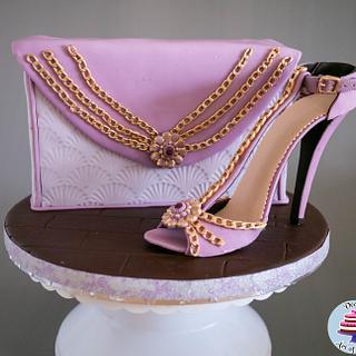 Classic Stiletto Heel and Hand Bag Tutorial