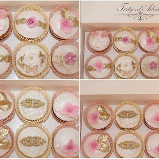 ... cupcakes for teacher to school ...