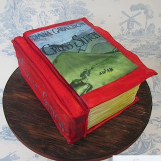 'Cross Stitch' by Diana Gabaldon. Happy Birthday Sis!