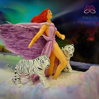Love Around The World Collaboration - Freyja, The Nordic Goddess of Love