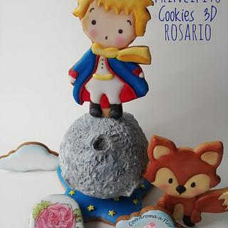 Little Prince  - Cake by Flavia Fernandes