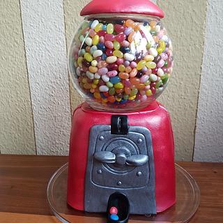 Jelly beans machine