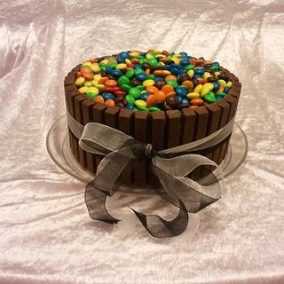 Barrel cake - Cake by VivaVCakes