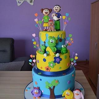 Baby boy cake - Cake by Zaklina