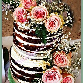 Tarta de Boda - Cake by Cholys Guillen Requena