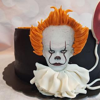 It - Cake by Ladybug0805