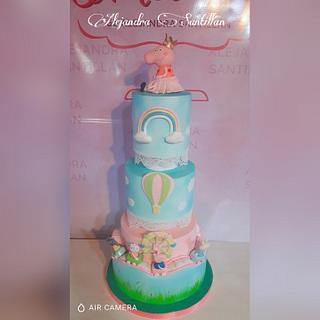 cake de cumpleaños