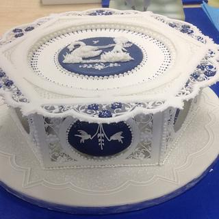 A Touch of Wedgwood