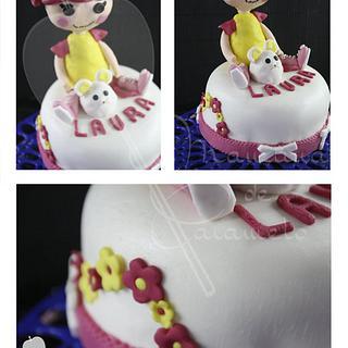 Lalaloopsy Cake - Cake by Yuri