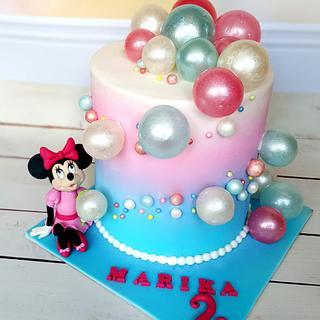 Bubble Minnie