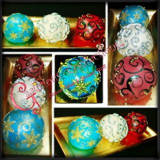 Specialty Edible Holiday Ornaments