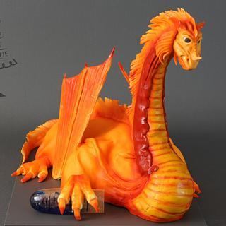 A dragon chemist