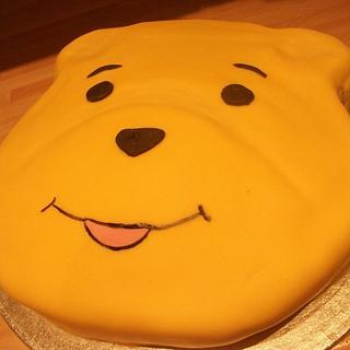pooh bear - Cake by Michelle