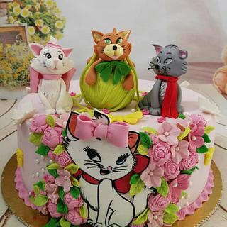 KITTENS - Cake by Galito