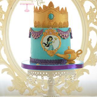 Alddin cake  - Cake by BettyCakesEbthal