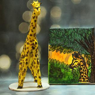 Giraffe collab