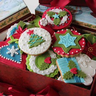 Christmas cookies - Cake by Bubolinkata