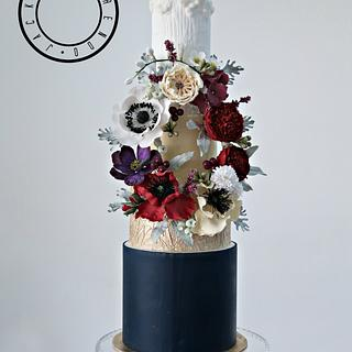Winter is coming - Wedding Cake