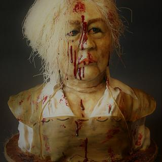 The butcher - Americake Horror Story Collaboration