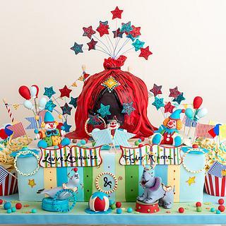 UNIQUE CAKES, by Yevnig