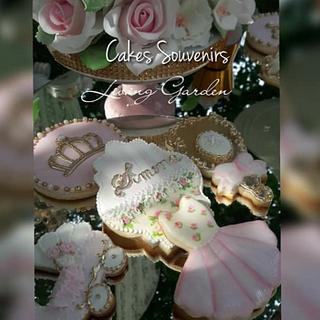 Cookies tiernas
