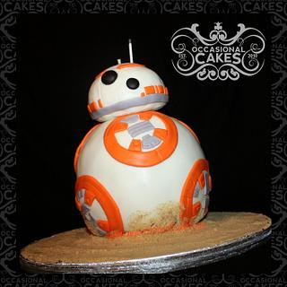 droid - Cake by Occasional Cakes