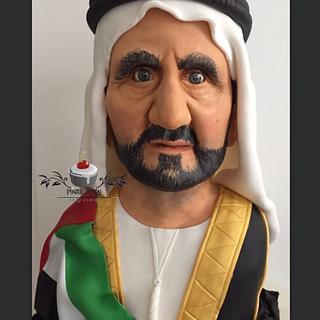 Sheikh Mohammed Bin Raşid El-Maktoum