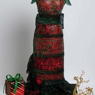 Christmas Dress - CPC Red & Green Collaboration