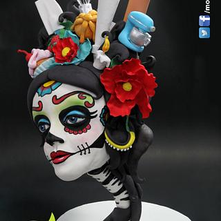Sugar Skull Bakers Collaboration 2016