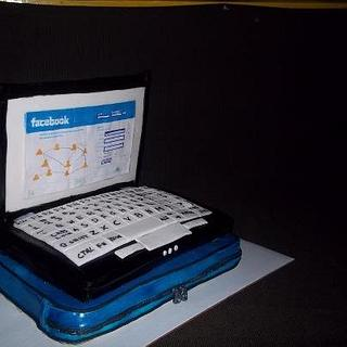 Laptop Case and Laptop Cakes!!