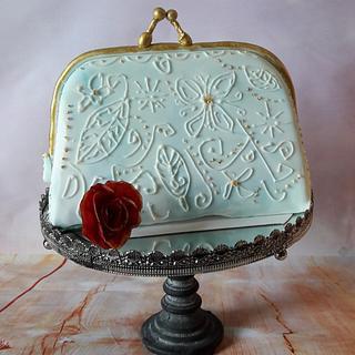 Sweet Cake Purse