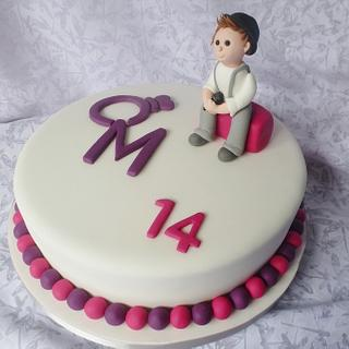 Olly Murs cake - Cake by Extra Mile Icing