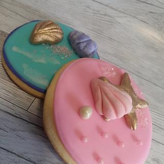 Cookies sirenita