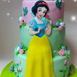 Blancanieves!!! - Cake by Carcakes