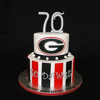 Georgia Bull Dawgs!!