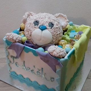 Bear in the box