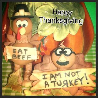 Thanksgiving Turkeys!