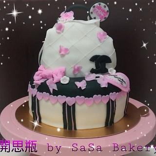 sweet 30 - Cake by SaSaBakery