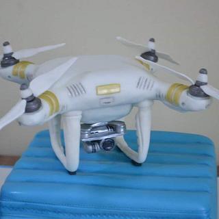 Drone cake.