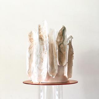 BOO - Cake by FLEUR DE LYS