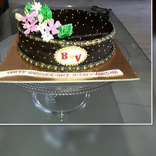 Beautiful cake - Cake by yummiezcakespoint