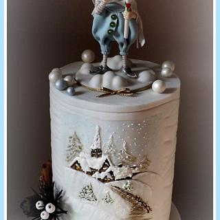 Christmas Cake  - Cake by Alena Vearginia Nova