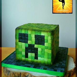 Square Eyes!!! Minecraft