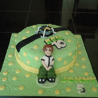 BEN TEN - Cake by MySignatureCakes